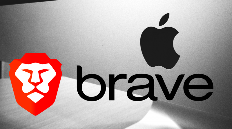 "Apple endorsement per Brave browser. Da Cupertino: ""One of Its New Apps We Love"""