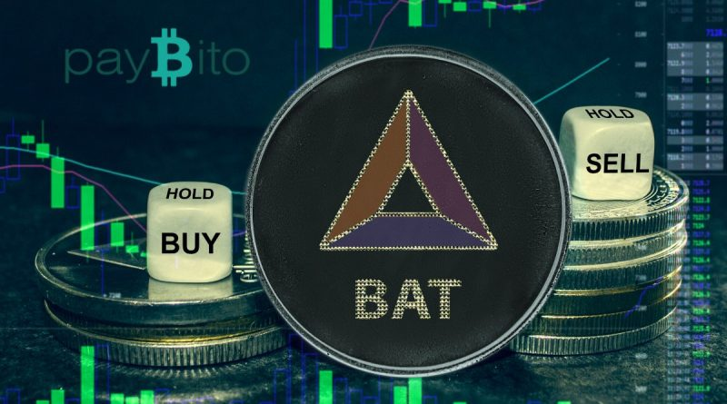 Basic Attention Token listato dall'exchange USA PayBito